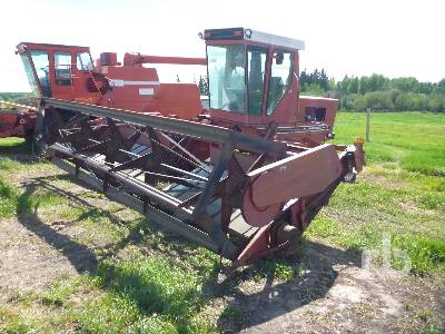 CASE IH 4000 19 Ft 6 In. Swather