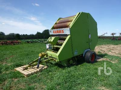 CLAAS ROLLANT 85 Soft Core Round Baler