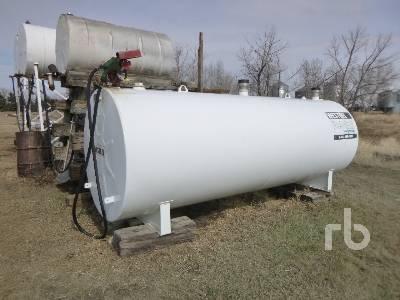 WESTEEL 4100 Litre Double Wall Steel Fuel Tank
