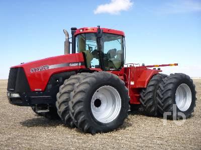 2004 CASE IH STEIGER STX375 4WD Tractor