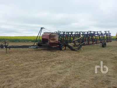 1994 FLEXI-COIL SYSTEM 82 60 Ft Floating Harrows