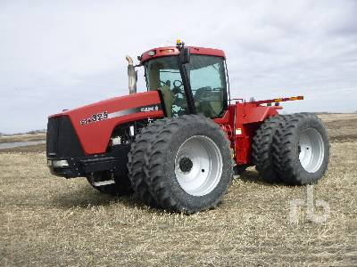 2001 CASE STX325 4WD Tractor