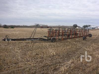1990 FLEXI-COIL SYSTEM 82 60 Ft Harrows