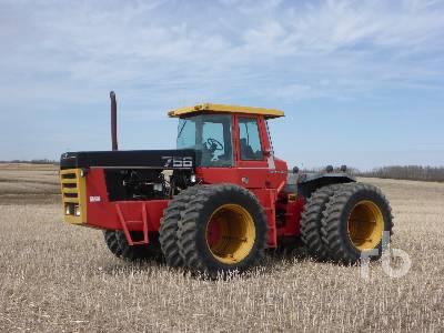 1986 VERSATILE 756 Designation 6 4WD Tractor