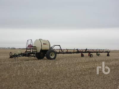 1997 BOURGAULT 1800 100 Ft Field Sprayer