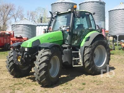 DEUTZ-FAHR AGCOTCON MK3 MFWD Tractor