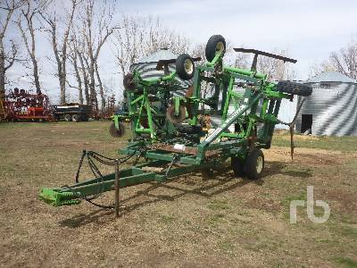 NOBLE 6000 30 Ft Cultivator - Other