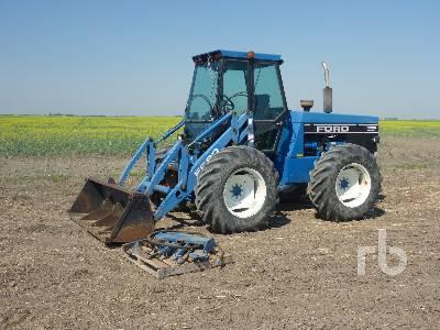 2004 FORD VERSATILE 9030 Bi-Directional Tractor