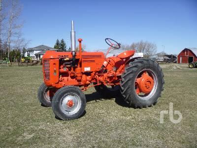 CASE VA Antique Tractor