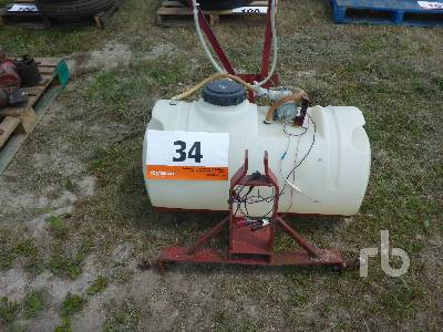 CUSTOMBUILT 25 Gallon 3 Pt Estate Sprayer