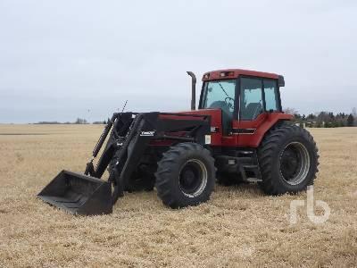 1988 CASE IH 7120 MAGNUM MFWD Tractor