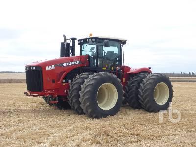2016 VERSATILE 400 4WD Tractor