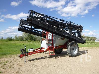 2010 CASE IH PS160 100 Ft High Clearance Field Sprayer