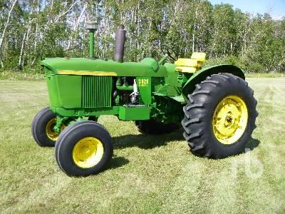 1967 JOHN DEERE 3020 2WD Tractor