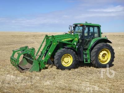 2008 JOHN DEERE 7430 PREMIUM MFWD Tractor