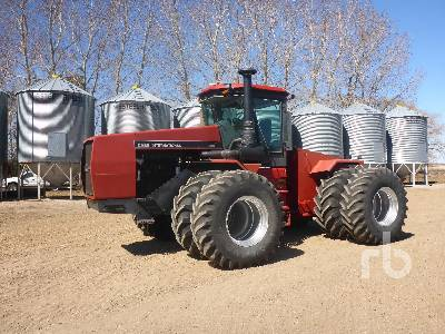1992 CASE IH 9280 4WD Tractor