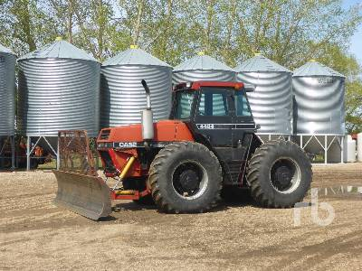 1986 CASE IH 4494 4WD Tractor