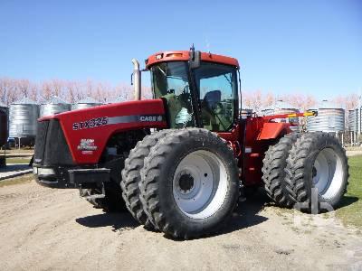 2005 CASE IH STEIGER STX325 4WD Tractor