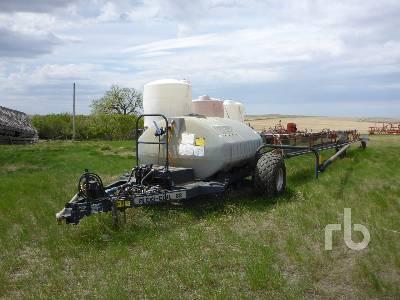 FLEXICOIL 62 95 Ft S/A Field Sprayer