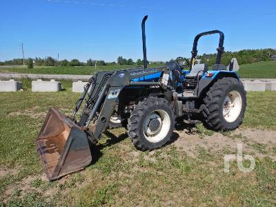 1997 FORD NEW HOLLAND 5635DT MFWD Tractor