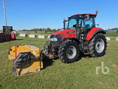 2015 CASE IH 115U Farmall MFWD Tractor