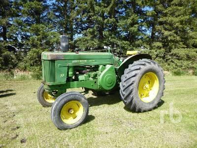 1955 JOHN DEERE 70 Antique Tractor