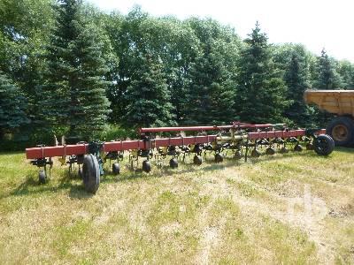 WESTGO A200 30 Ft 12 Row Crop Cultivator