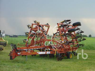 BOURGAULT 9820 30 Ft Coulter Air Drill