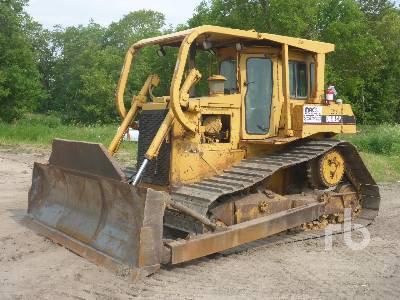 1991 CAT D6H LGP Crawler Tractor