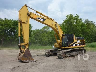 1999 CATERPILLAR 345BL Hydraulic Excavator