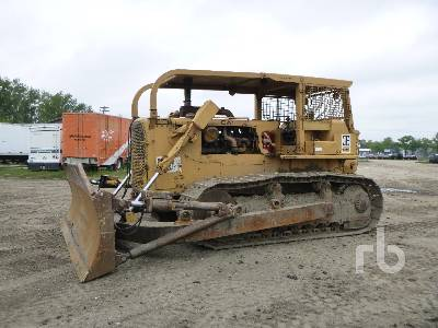 1978 CATERPILLAR D8K Crawler Tractor