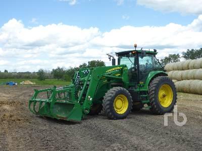 2007 JOHN DEERE 7830 MFWD Tractor