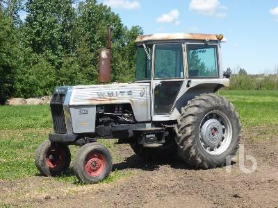 WHITE FIELD BOSS 2-85 2WD Tractor