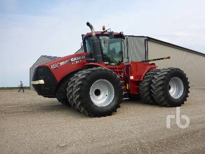 2012 CASE IH STEIGER 500 HD 4WD Tractor