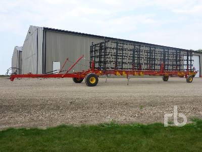 2012 BOURGAULT 7200-84 84 Ft Floating Harrows