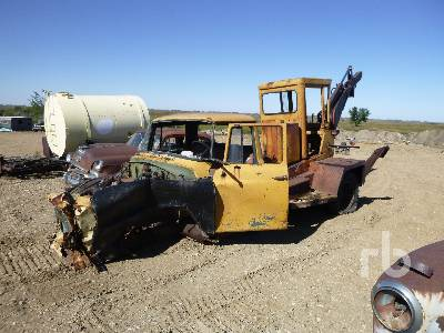 INTERNATIONAL A-154 Backhoe Loader Parts/Stationary Construction-Other