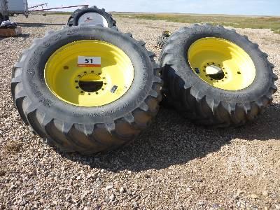 FIRESTONE Qty Of 4 600/65R38 Tire