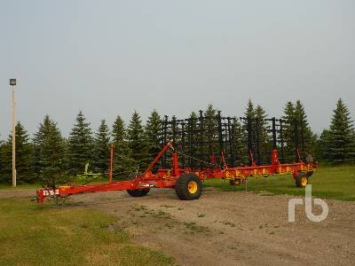 2011 BOURGAULT 7200 60 Ft Harrows