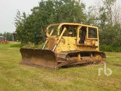 1975 CAT D6C Crawler Tractor
