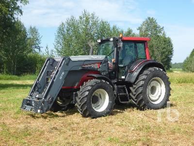 VALTRA T151E MFWD Tractor