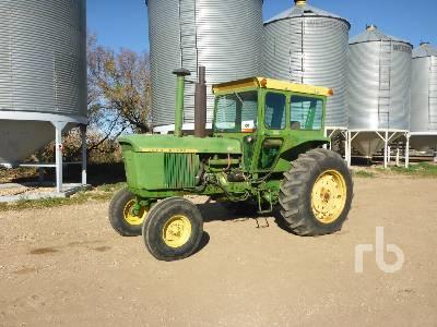 1972 JOHN DEERE 4320 2WD Tractor