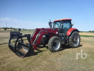 2016 CASE IH PUMA 150 MFWD Tractor