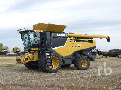 2019 CLAAS LEXION 760 Combine