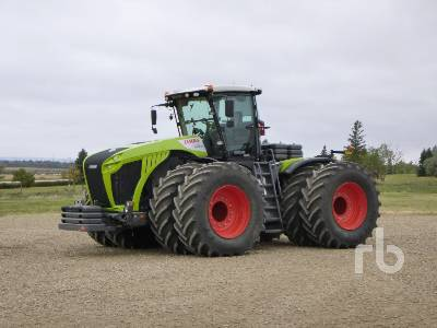2017 CLAAS XERION 5000 4WD Tractor