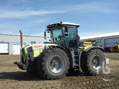 CLAAS XERION 3800 4WD Tractor