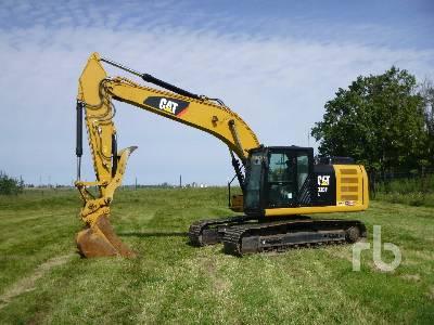2016 CATERPILLAR 320F L Hydraulic Excavator