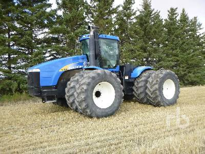 2009 NEW HOLLAND T9050 HD 4WD Tractor