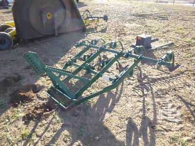 7 Ft 3 Point HItch Cultivator