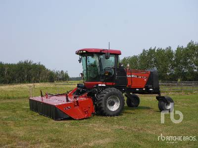 2011 CASE IH WD1903 16 Ft Swather