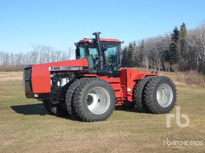 1996 CASE IH 9380 4WD Tractor